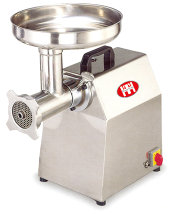 >HTG-120SS Stainless Steel Meat Grinder